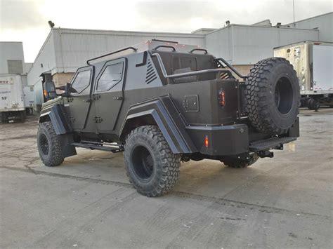 civilian armored terradyne s gurkha rpv civilian edition