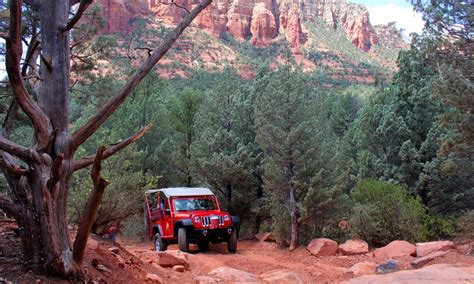 Rock Western Jeep Tours Guided Jeep Tour In Sedona Rock Western Jeep Tours