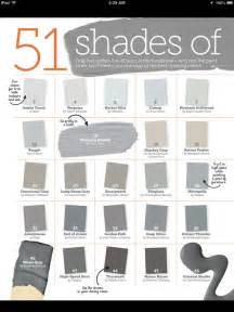 51 shades of gray paint home sweet home pinterest