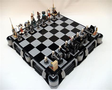 star wars chess sets best lego star wars chess set chess com