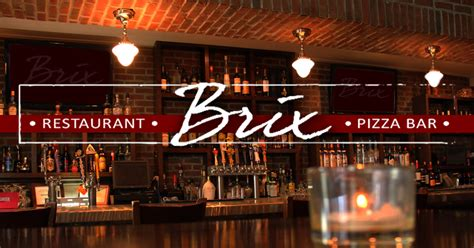 Bar Belleville Nj brix restaurant pizza bar belleville nj brix restaurant pizza bar belleville nj
