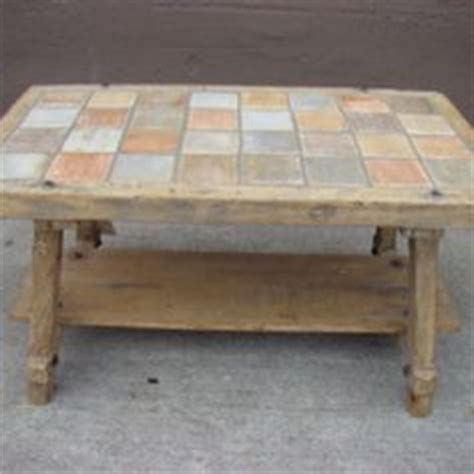 diy tile coffee table 1000 images about tile table on tile tables