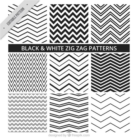 zig zag pattern black and white black and white designs patterns lines www pixshark com