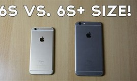 Image result for What is size difference between 6s and 6S Plus?