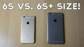 Image result for iPhone 6s vs iPhone 6 Plus Size