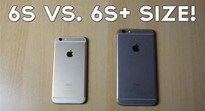 Image result for iPhone 6 6s Size difference