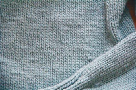 whip stitch knitting finished sweater whipstitch
