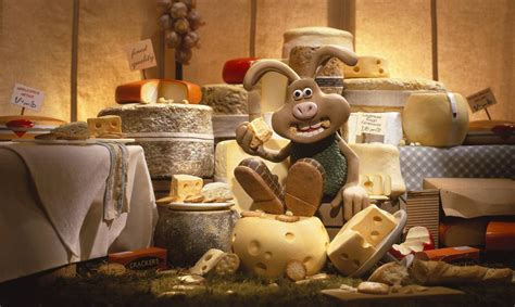 Giant Rabbit Hutch The Curse Of The Wererabbit Wallace And Gromit