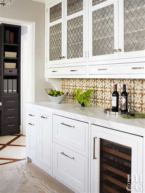 Ideas Concept For Butlers Pantry Design Plan The Butler S Pantry Better Homes And Gardens Bhg