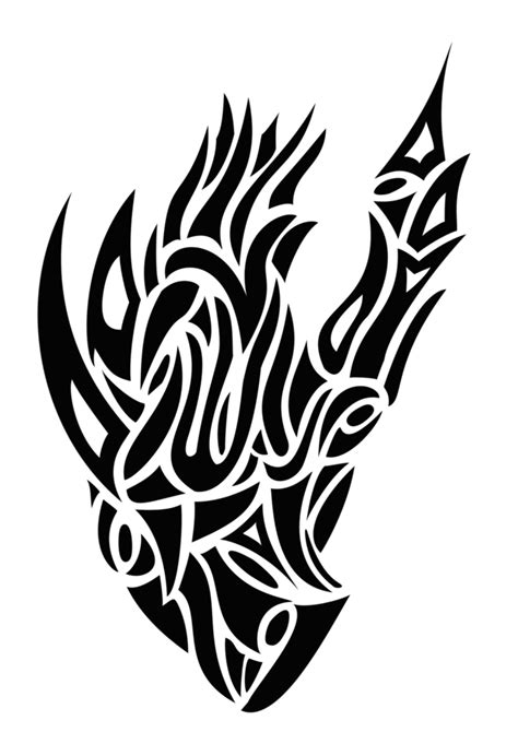 png tribal tattoos png images free