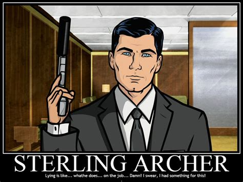 Archer Danger Zone Meme - archer krieger quotes quotesgram