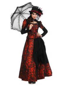 Gothic Outfit Lady Kost 252 M