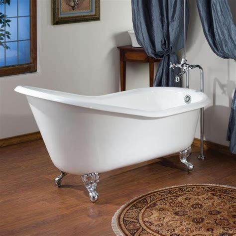 Bath Tubs While 73 Best Images About Clawfoot Tubs On