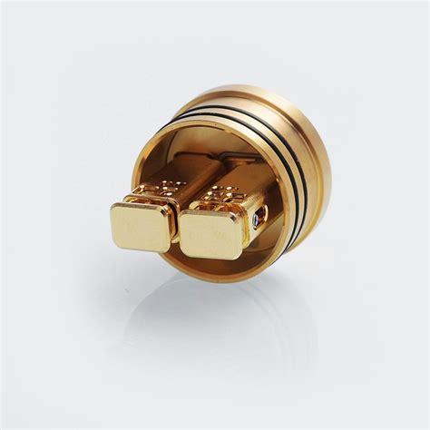 Tigertek Springer X 24 Rda Atomizer Gold Clone Vp02550 authentic tigertek springer x rda gold ss 24mm atomizer