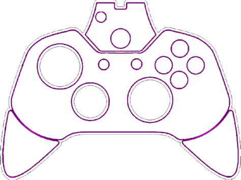 xbox controller skin template cinch gaming esports tournament controllers