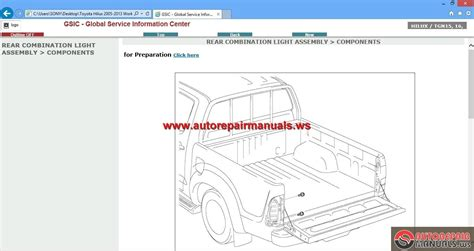 small engine repair manuals free download 1986 land rover range rover parking system gsic toyota hilux 2005 2013 workshop manual auto repair manual forum heavy equipment forums