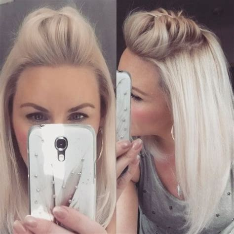 Hairstyles For Thin Medium Length Hair by 70 Darn Cool Medium Length Hairstyles For Thin Hair