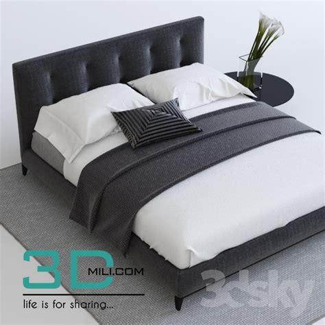 Bed 3d Model Free