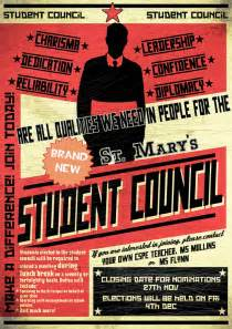 student poster template 13 student council poster ideas printaholic