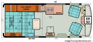 Sprinter Van Conversion Floor Plans by The Best Small Rv S Living Large In A Small Space