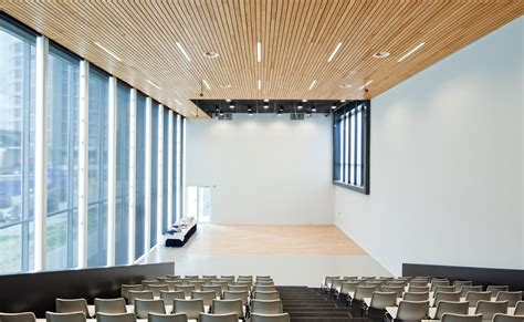 Acoustic Ceiling by Image Gallery Stil Acoustics