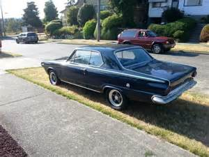 1964 Dodge Dart For Sale 1964 Dart Gt Gets It Just Right Hooniverse