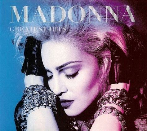 best madonna madonna greatest hits cd covers