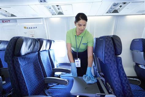 Cabin Cleaning by Airlines Abm