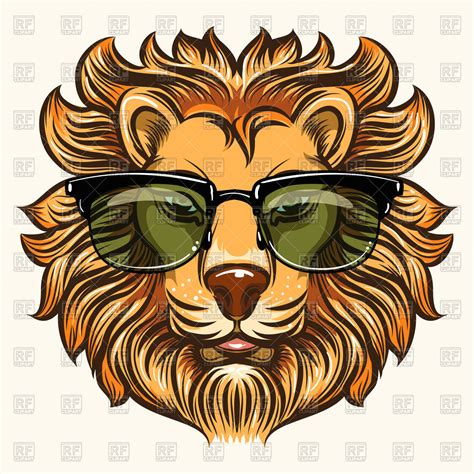 clipart royalty free fashion in sunglasses royalty free