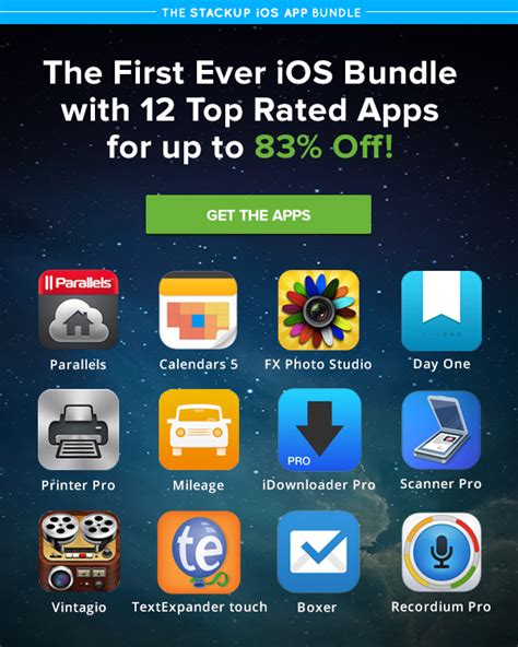 12 Of The Best Apps Made In Canada This Year Techvibes - the stackup ios bundle get 12 top apps for up to 83