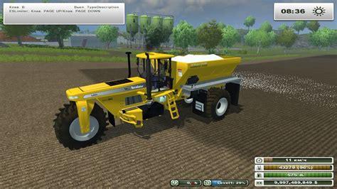Fs 119 Crop Top Imp Mod Terragator 6203 Spreader V 1 0 For Farming