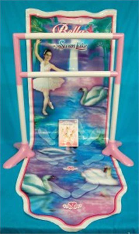 Ballerina Mat And Bar by Dancerella Lets Swan Lake At Home Studio Dvd
