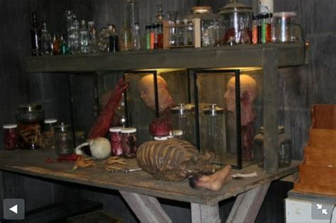 Haunted House Room Ideas by Haunted House Idea