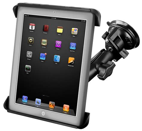 ram mount ipad    car suction cup windscreen glass