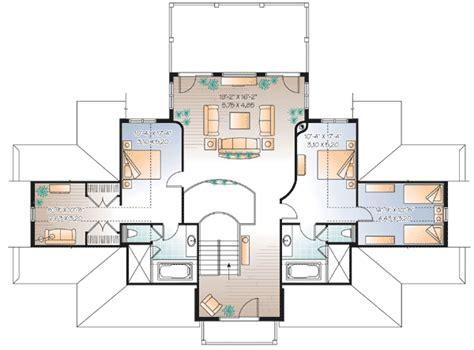 beach house layout beach house reverse floor plans home deco plans