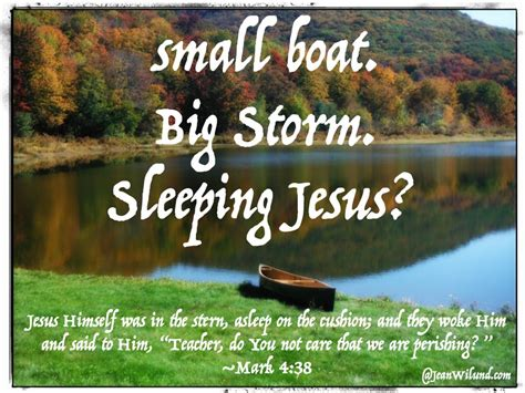 a small boat tale there is a saying up ã å the fool killer is out there waiting ã books small boat big sleeping jesus jean s wilund