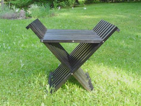 woodworking plans folding camp table
