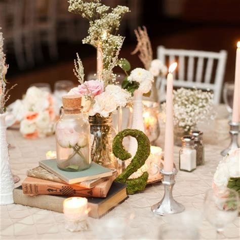 301 Moved Permanently Vintage Table Centerpieces