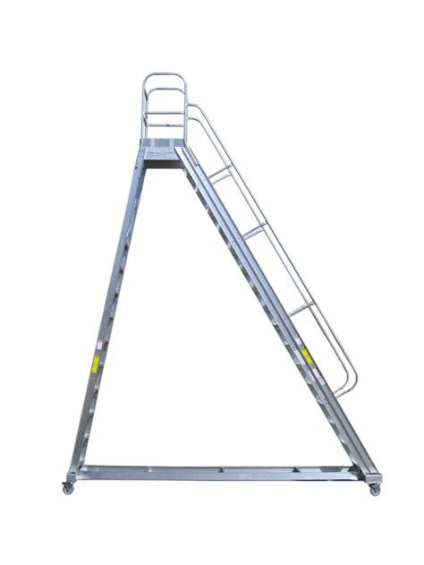Western Square Barrel Racks by Rolling Ladder Western Square