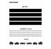 Street &amp Car Wall Decals Stickers