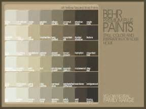 Behr paint colors chart behr paint color names 20 603