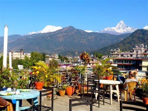 Kumari Inn Pokhara Nepal Asia hotel grand phewa lake pokhara nepal great
