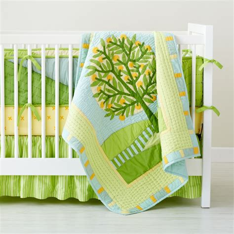 Green And Yellow Crib Bedding with Flowerland Yellow Flower Butterfly Toddler Bedding Free Ship Folding Guest Bed