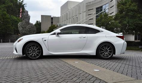 lexus rcf sedan lexus 2015 rcf mpg autos post