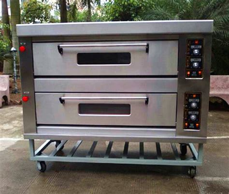 Gas Baking Oven Low Pressure 3 Deck 6 Loyang Rfl 36ss 1 deck 3 trays gas oven commercial cake baking oven view baking bread gas oven product