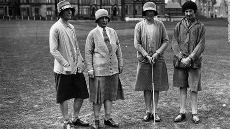 St Bay Dress Wanita tribute to golfers early s golf apparel