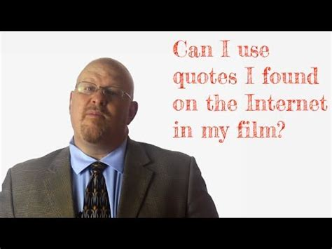 film producer quotes using quotes in your film video podcast or new media