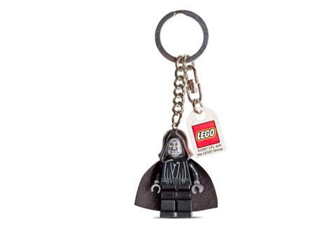 Lego Starwars 853118 Emperor Palpatine Key Chain bricker конструктор lego 852129 emperor palpatine key chain