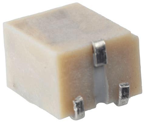 resistor 20k smd 44w 20k smd cermet trimmer 9 turn 20 kohm at reichelt elektronik
