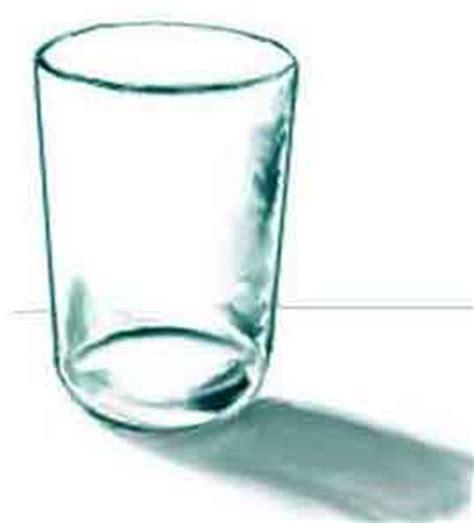 disegni di bicchieri il disegno
